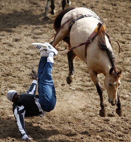 La. prison holds annual rodeo