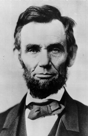 Iconic Abraham Lincoln portraits