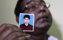 Family of terror suspect stunned by allegations