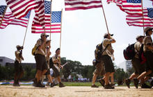 Boy Scouts caught in sex abuse cover-up