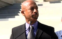 Montel Williams gets emotional over medical marijuana