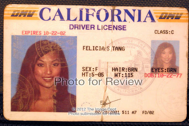 Felicia Tang and Brian Randone: The backstory