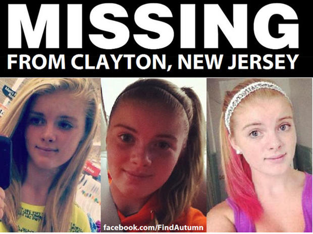 Body of missing NJ girl found