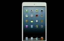 Apple unveils iPad Mini