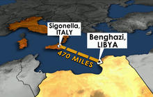 U.S. military prepared for rescue in Benghazi