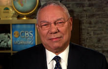 Powell endorses Obama, criticizes Romney on foreign policy
