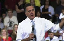 """Romney: """"In fact, we do use bayonets"""" in the Navy"""