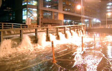 Watch: Brooklyn Battery Tunnel flooded