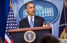 Obama shuts down campaign for Hurricane Sandy