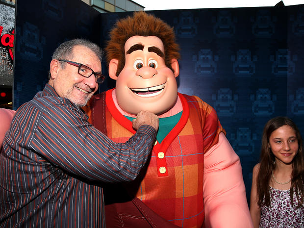 """""""Wreck-It Ralph"""" premieres in Los Angeles"""