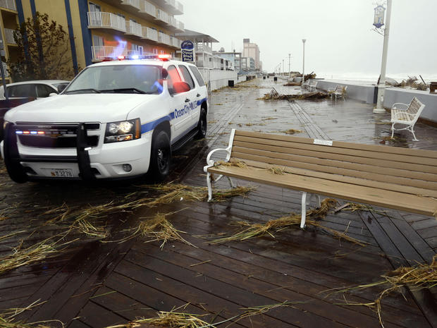 Superstorm Sandy: State-by-state snapshots