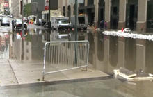 Sandy: NYC still paralyzed, transit closed