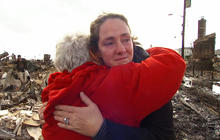 Breezy Point community picks up the pieces