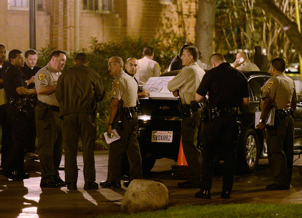 Shooting at USC Halloween party