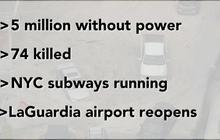 After Sandy, millions still powerless
