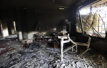 Inside room of murdered U.S. Ambassador Chris Stevens
