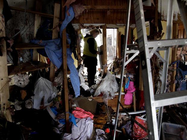 Sandy's devastation on Staten Island