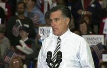 "Romney: Obama put ""liberal agenda"" above fixing economy"