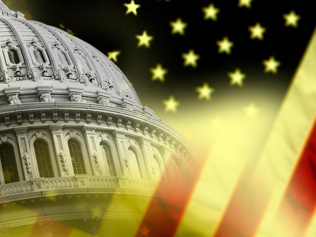 Congress senate house capitol building