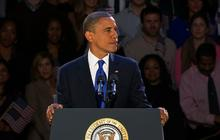Women, Hispanics, African-Americans supported Obama