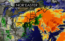 N.Y. and N.J. dreading arrival of nor'easter