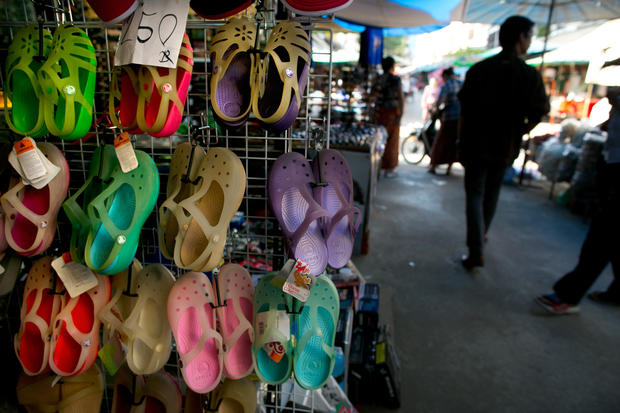 Bootlegging in Burma