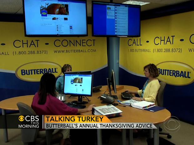 Turkey demystified: Butterball experts offer Thanksgiving help