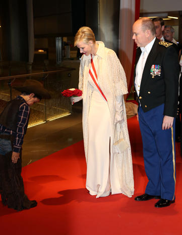 Monaco royals celebrate National Day
