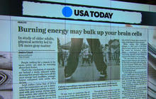 Exercise linked to lower risk of Alzheimer's: Study