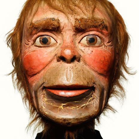 Portraits of retired dummies