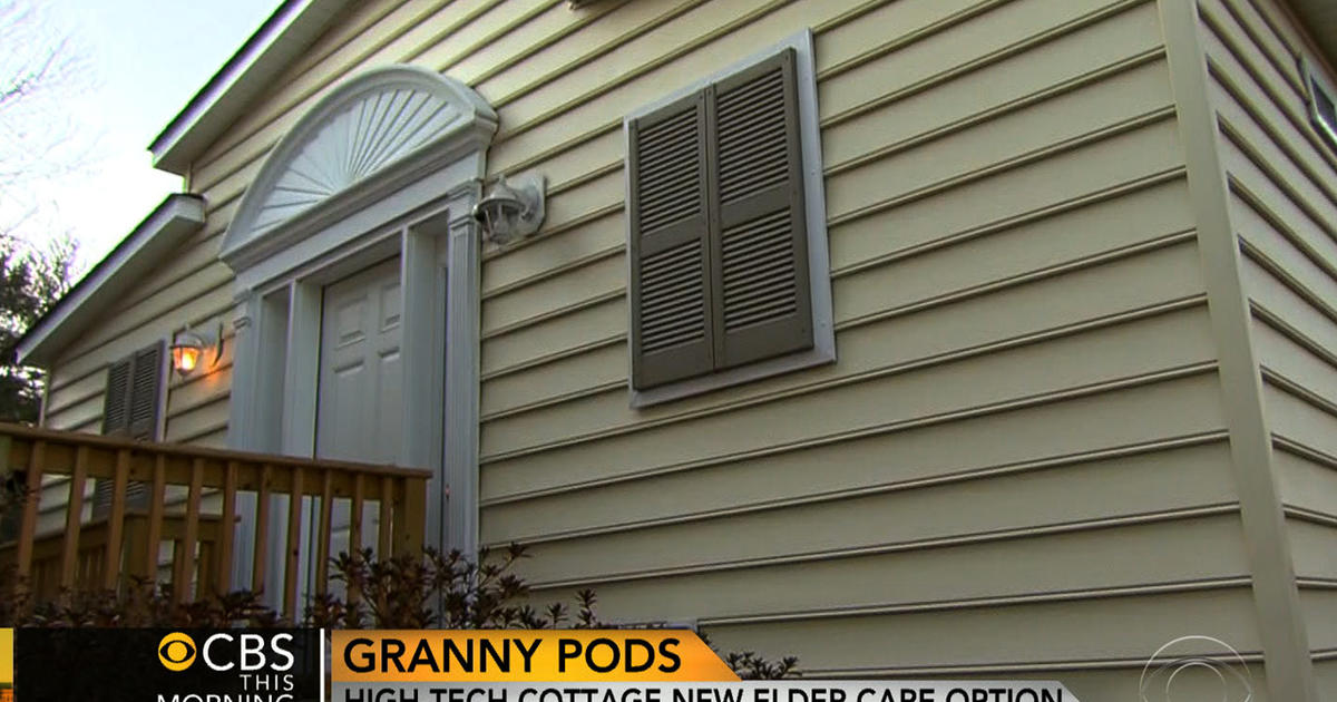 Quot Granny Pods Quot Inside Housing Alternative For Aging Loved