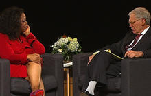 Oprah and Letterman: Legends talk it out