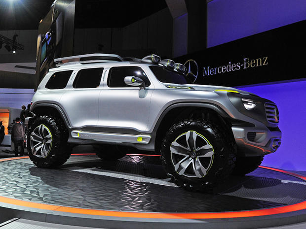 Cool cars at the L.A. Auto Show
