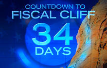 """Fiscal cliff"" deadline looming, no agreement in sight"