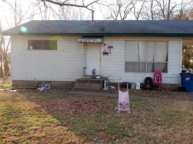 Arkansas girl allegedly slain by neighbor