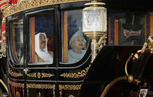 Emir's state visit to Britain