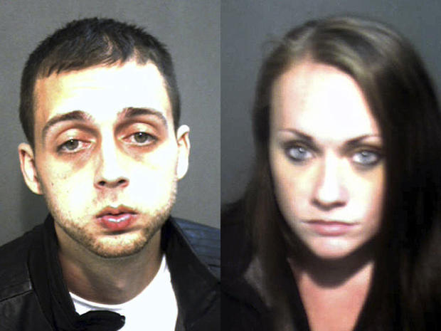 Fugitive couple arrested at Universal Studios