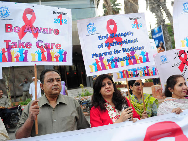 World AIDS Day 2012