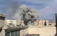 Syrian rebels close in on Damascus