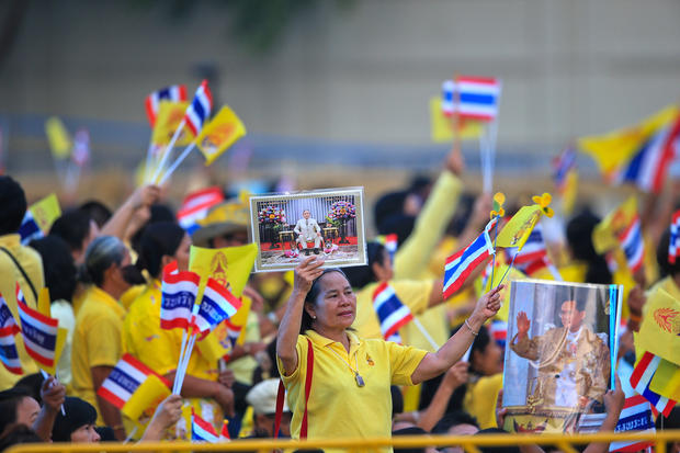 King of Thailand celebrates 85th birthday