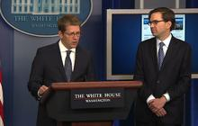"Carney: WH preparing for failure of ""fiscal cliff"" talks"