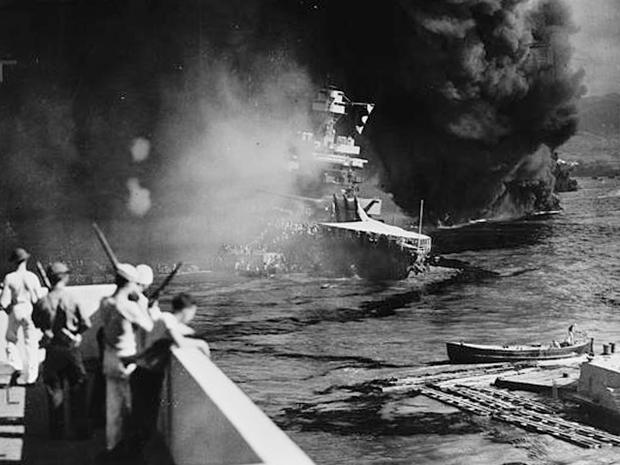 Pearl Harbor attack anniversary