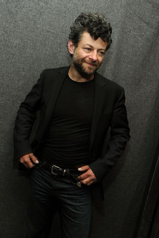 Andy Serkis: Getting under his characters' skin
