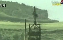 N. Korea launches long-range rocket