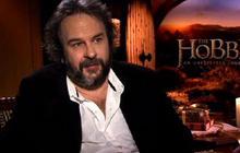 """Peter Jackson, Ian McKellen reunite for """"The Hobbit"""""""