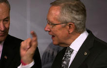 """Reid: On """"fiscal cliff,"""" GOP hasn't named """"five cents"""" of revenue"""