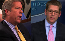"""Carney on post-Newtown action: Gun laws """"not the only part of this"""""""