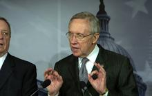 "Reid: ""Boehner's plans are nonstarters in the Senate"""