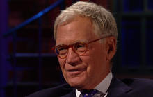 David Letterman on the business of being funny