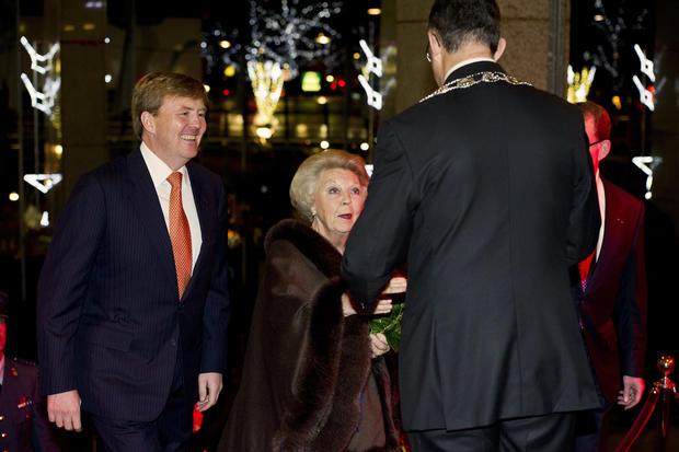 Queen Beatrix: 33 years of Dutch reign